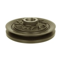 MD160546 CRANKSHAFT PULLEY